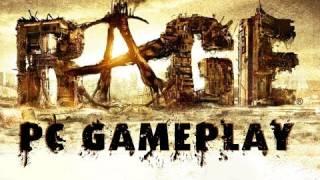 RAGE - PC Gameplay - Max Settings