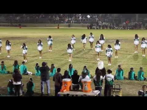 Eagle Rock Cheer vs Lincoln 11-02-2012
