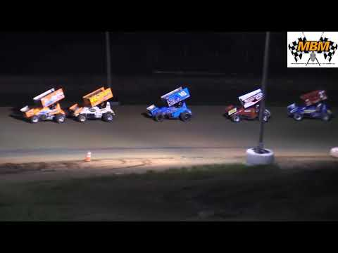 I-96 Speedway 10/13/18 - Great Lakes Super Sprints Feature