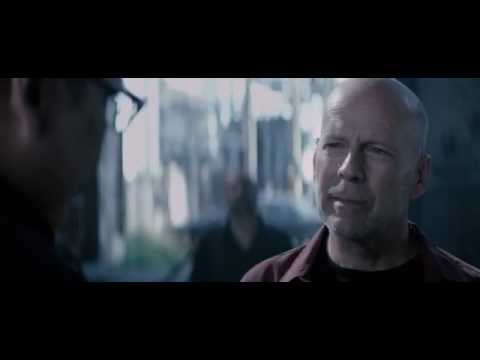The twisted Vincent D'Onofrio vs. The cop Bruce Willis