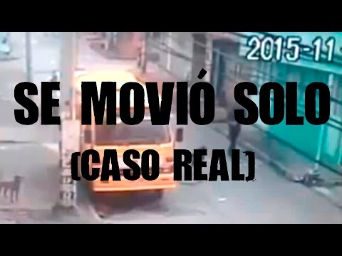 Se movió solo [REAL] | Dross (Angel David Revilla)