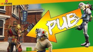 "FORTNITE -SAUVER THE WORLD "" OR IS THE PUB HERE"" - PS4 720P Fr"