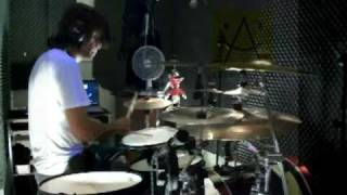 Mika - Lifehouse - First Time ( Drum Cover)