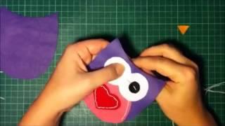 Іграшка з фетру