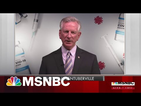 Republican Senator Encourages Alabama Residents To Get Vaccinated