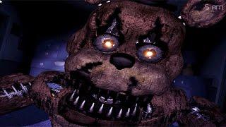 FREDDY BURADA! - Five Nights At Freddy's 4 - Bölüm 2