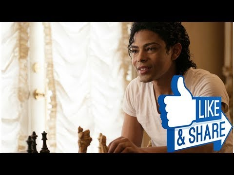 Brandon howard makes acting debut in lifetime's 'a tale of two coreys' playing michael jackson vide