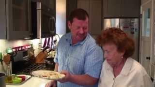 Worlds Best Homemade Noodles with Gerry Barrett