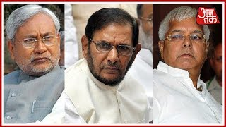 Sharad Yadav's Divorce With Nitish Kumar Imminent. Marriage With Lalu Prasad On The Cards