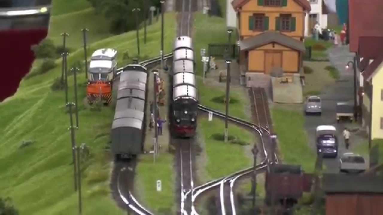 modelleisenbahn h0e