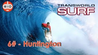 Transworld Surf | 6# - Huntington (Level Showcase + Video Level Reward) (PlayStation 2)