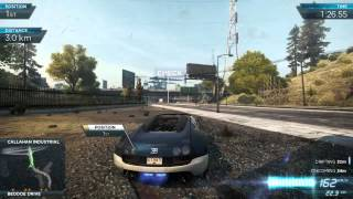 NFS: Most Wanted (Ultimate Speed Pack DLC) - Bugatti Veyron Vitesse