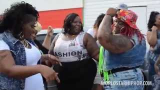 "Briki fa President ""Fat Girls"" feat. Ninene (Official Music Video)"