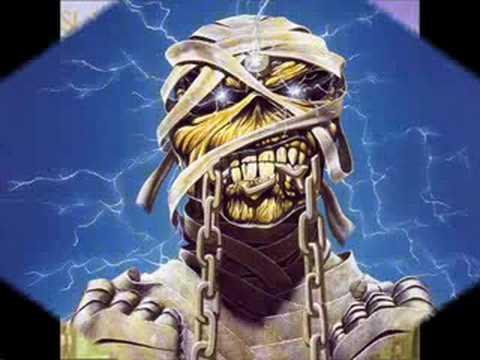 Iron Maiden Run To The Hills Music Video Youtube