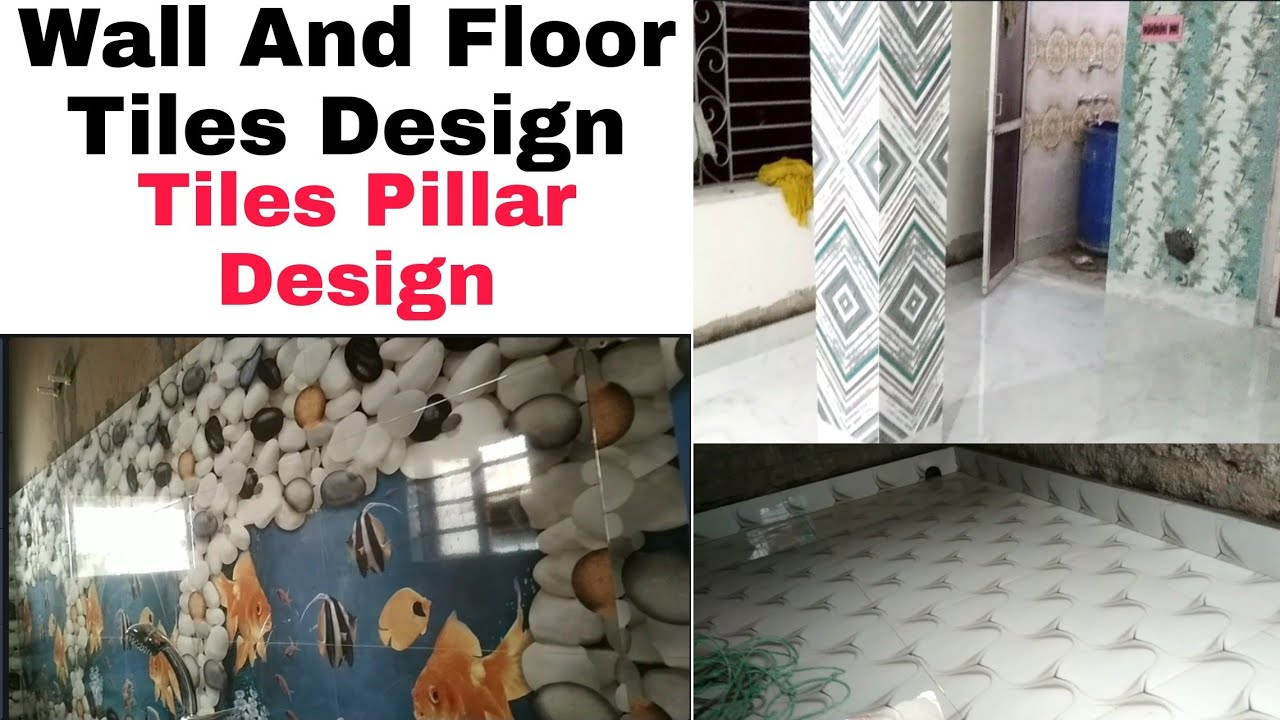 How To Flooring Tiles Design Wall Tiles Design Youtube