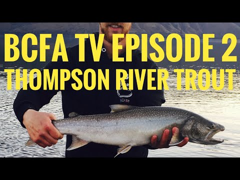 BC Fishing Addicts Episode 2 - Thompson River