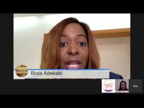Walker's Legacy Global Profiles of Power | GEW | Featuring Biola Alabi, Managing Partner of Biola...