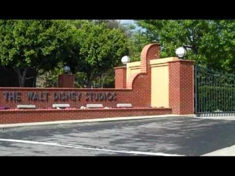 Walt Disney Studios Drive-by Tour