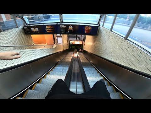Late For The Train Parkour POV