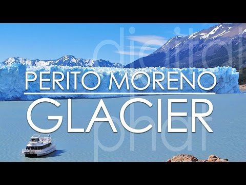 Perito Moreno Glacier by car from El Calafate