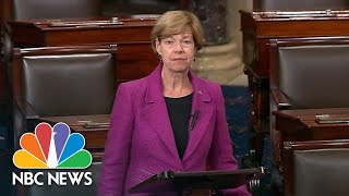 Senator Tammy Baldwin On Stonewall Resolution: 'Let Us Remain Inspired' | NBC News
