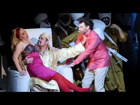Rossini: Olasz nő Algírban I L'italiana in Algeri