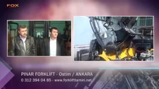 PINAR FORKLİFT - ANKARA OSTİM