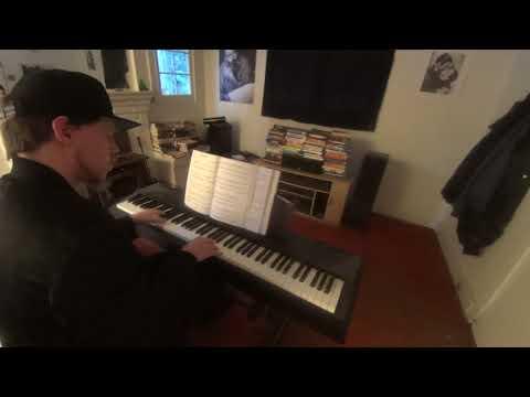 Prince - Gett Off Piano Cover