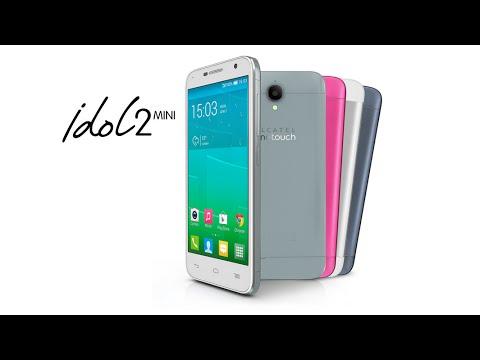 Recensione Alcatel One Touch Idol 2 Mini