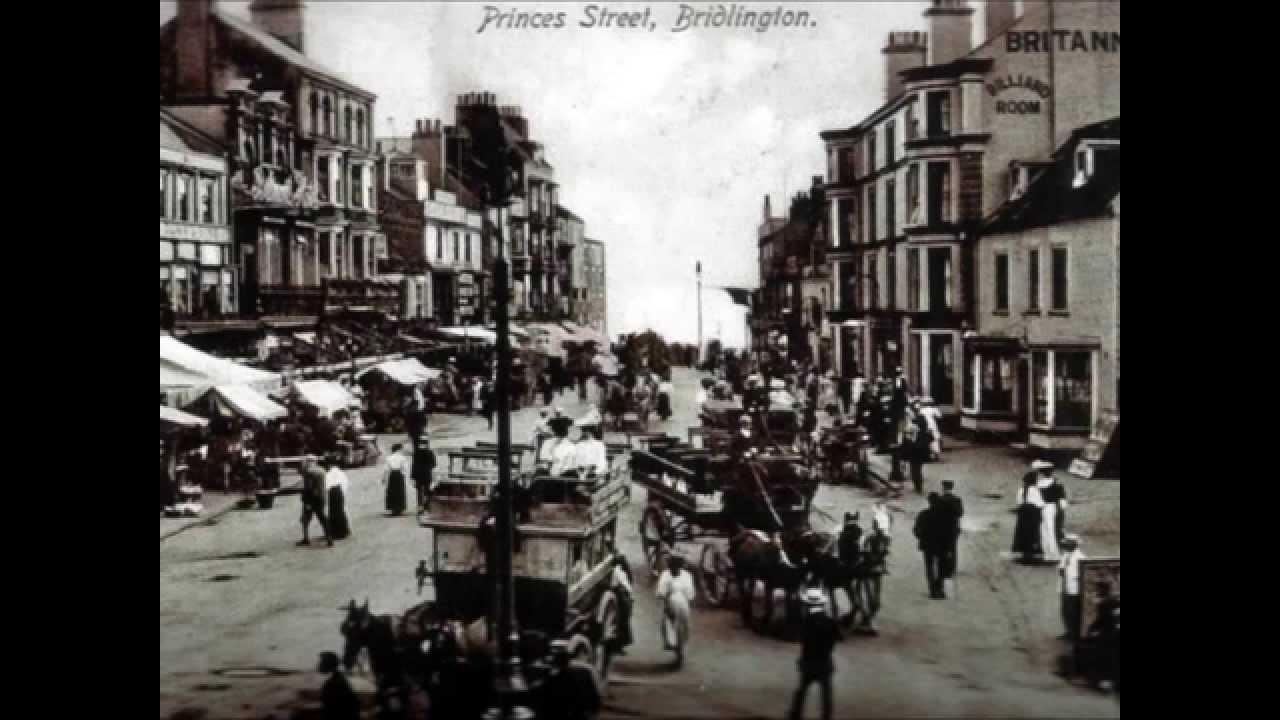 Bridlington Yorkshire In Old Photos - Youtube-5405