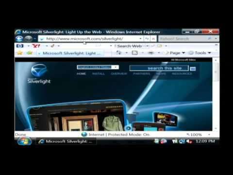 Computer Hardware & Software Tips : How to Turn on Microsoft Silverlight