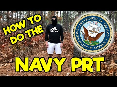 NAVY PRT MADE EASY