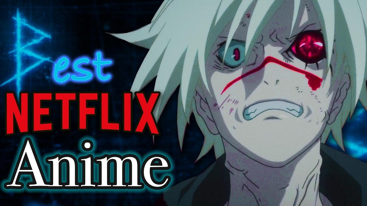 B The Beginning Netflixs Best Anime Nerdwire Review