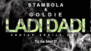 GOLDIE & STAMBOLA - TU NA BLEJI prod (Silent ltdfm & Aleksandar)
