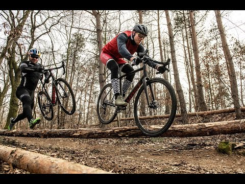 GHOST VIOLENT ROAD RAGE - Cyclocross until your lungs burn!