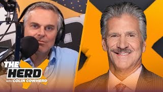Dave Wannstedt on importance of scheduling in NFL, Joe Burrow, Jim Harbaugh and Michigan | THE HERD