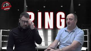 RING TALK - EPISODE 17 - GOODWIN BOXING 16th March 2018