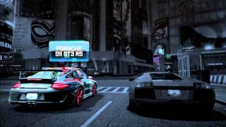 Need for Speed World GamesCom 2011 Trailer