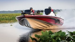 NITRO Boats: NVT Hull with Rapid Planing System