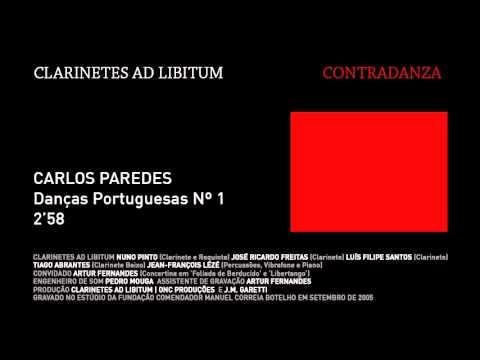 10 CARLOS PAREDES Dancas Portuguesas N1
