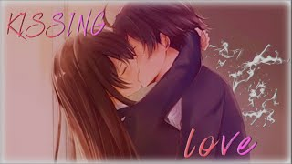 KISSING AND BED AND LOVE AND.... | Gacha Life Mini Movie / MUSIC VIDEO | GLMM