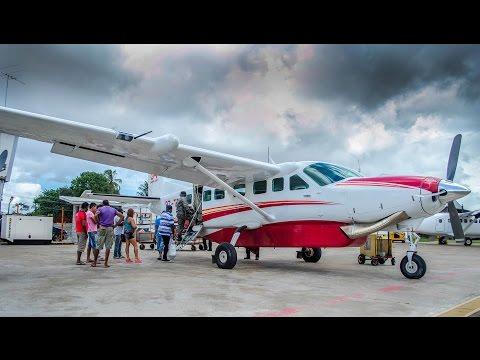 VFR Flight Suriname SMZO-Cabana-SMZO