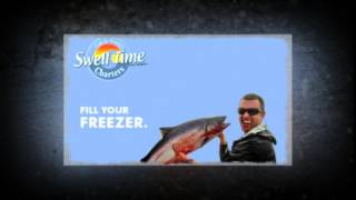 Salmon And Halibut Fishing Port Renfrew - Swell Time Charters