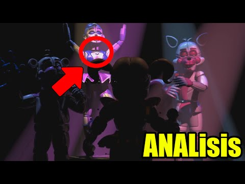 Analisis Completo Del Trailer De Five Nights At Freddy's Sister Location