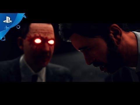 Past Cure - Announcement Trailer   PS4