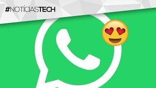 ATUALIZOU! ???? Nova função do WhatsApp vai te fazer querer atualizar logo pra nova versão!