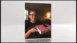 Jacob's Bar Mitzvah Video