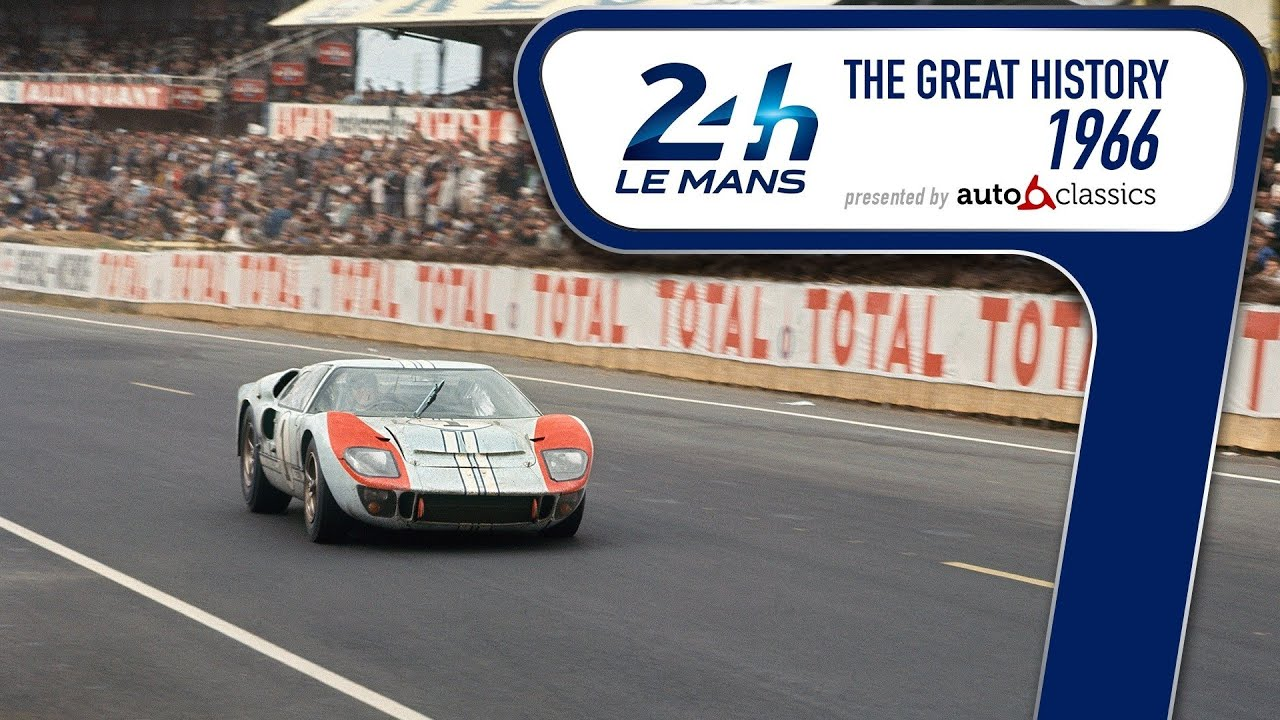 24 Hours Of Le Mans 1966 Youtube