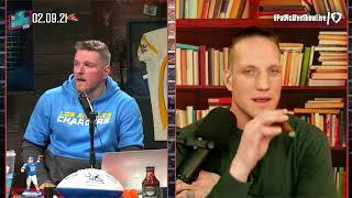 The Pat McAfee Show | Tuesday February 9th, 2021