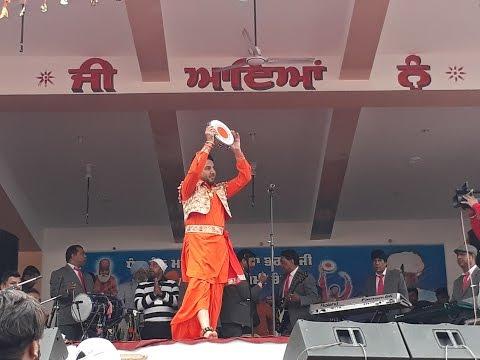 26-01-2017 Ehh gaddi mastan di dmadam mast klandar kardi..mela baba chinta Bhagat Ji .